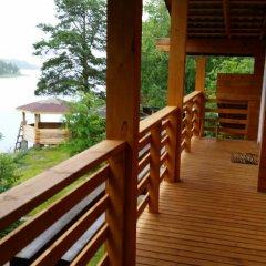 Гостиница Holiday Home In Shkerakh Park балкон