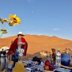 Отель Moda Camp Марокко, Мерзуга - отзывы, цены и фото номеров - забронировать отель Moda Camp онлайн приотельная территория фото 2