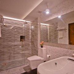 Отель Nora Beach Resort & Spa 4* Номер Делюкс с различными типами кроватей фото 11