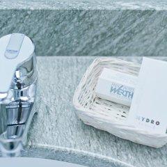 Отель Business Resort Parkhotel Werth Италия, Горнолыжный курорт Ортлер - отзывы, цены и фото номеров - забронировать отель Business Resort Parkhotel Werth онлайн ванная фото 2