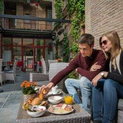 Отель Acacia Бельгия, Брюгге - 1 отзыв об отеле, цены и фото номеров - забронировать отель Acacia онлайн питание фото 3