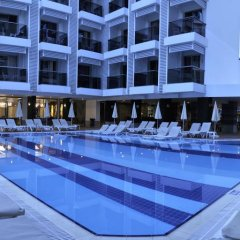 Oba Star Hotel & Spa - All Inclusive бассейн фото 3
