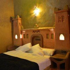 Отель Riad Ouzine Merzouga Марокко, Мерзуга - отзывы, цены и фото номеров - забронировать отель Riad Ouzine Merzouga онлайн комната для гостей фото 3
