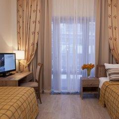 Поляна 1389 Отель и СПА 4* Апартаменты с двуспальной кроватью фото 5