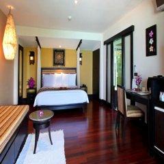 Отель Andaman White Beach Resort 4* Номер Делюкс с различными типами кроватей фото 3