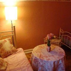 Отель Hostelik Wiktoriański Стандартный номер с различными типами кроватей (общая ванная комната) фото 5
