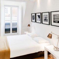 Апартаменты Lisbon Serviced Apartments - Praça do Município Улучшенные апартаменты с различными типами кроватей фото 38