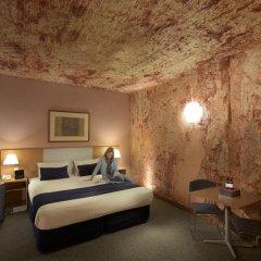 Desert Cave Hotel 3* Стандартный номер с различными типами кроватей фото 14