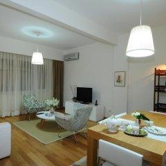 Отель Cheya Gumussuyu Residence 4* Апартаменты с 2 отдельными кроватями фото 5