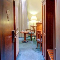 Adria Hotel Prague 5* Стандартный номер фото 7