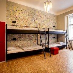 Ahoy! Hostel Кровать в общем номере с двухъярусной кроватью фото 2