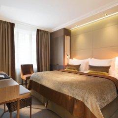 Отель Villa Saxe Eiffel 4* Улучшенный номер с различными типами кроватей