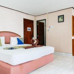 Thipurai Beach Hotel Annex 2* Стандартный номер с различными типами кроватей фото 5