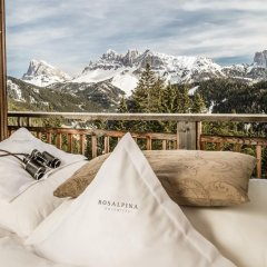 Отель Forestis Dolomites 5* Люкс с различными типами кроватей фото 2