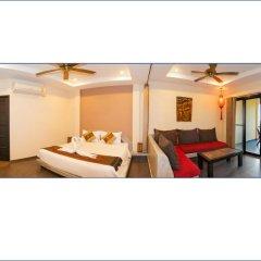 Апартаменты Koh Tao Heights Exclusive Apartments комната для гостей фото 3