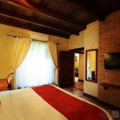Hotel Marina Copan 4* Номер Делюкс фото 4