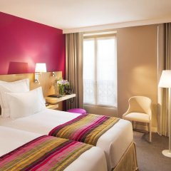 Hotel Cordelia 3* Номер Комфорт с двуспальной кроватью фото 7