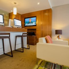 Отель Hilton Barcelona 4* Представительский номер с различными типами кроватей фото 2