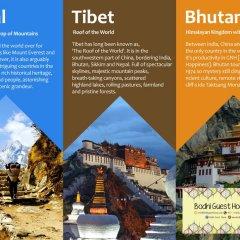 Отель Bodhi Guest House Непал, Катманду - отзывы, цены и фото номеров - забронировать отель Bodhi Guest House онлайн с домашними животными