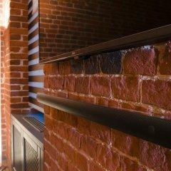 Дизайн-отель Brick 4* Люкс с различными типами кроватей фото 12