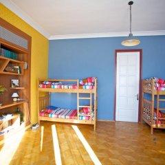 Хостел M42 Кровать в общем номере с двухъярусной кроватью фото 48