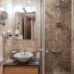 Aes Club Hotel 4* Люкс с различными типами кроватей фото 5