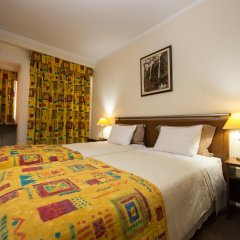 Amazonia Lisboa Hotel 3* Номер Эконом разные типы кроватей фото 12