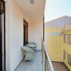 Гостиница Oscar балкон