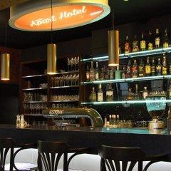 Apart Hotel Jablonec Яблонец-над-Нисой гостиничный бар