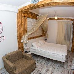 Hot Budget Стандартный номер с двуспальной кроватью