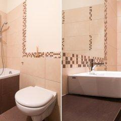 Апартаменты Bizzi LuxChelmska Apartments Варшава ванная