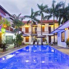 Отель Hoi An Garden Villas 3* Улучшенный номер с различными типами кроватей фото 6