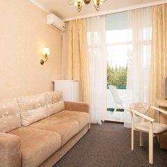 Гостиница Санаторно-курортный комплекс Знание 3* Семейный номер Комфорт с разными типами кроватей фото 3