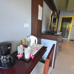 Отель Koh Tao Simple Life Resort Таиланд, Остров Тау - отзывы, цены и фото номеров - забронировать отель Koh Tao Simple Life Resort онлайн удобства в номере фото 2