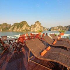 Отель Halong Golden Bay Cruise Номер Делюкс фото 3