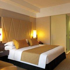 Отель PARKROYAL COLLECTION Marina Bay 5* Номер Премьер