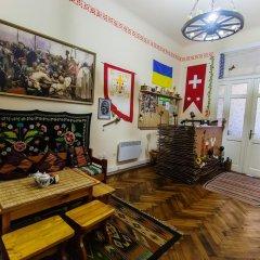 Cossacks Hostel интерьер отеля