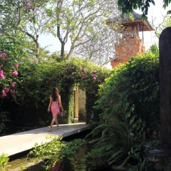 Отель The Pavilions Bali фитнесс-зал фото 3