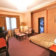 Отель Симпатия 3* Стандартный номер двуспальная кровать фото 2