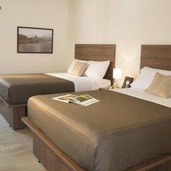 Hotel Extended Suites Coatzacoalcos Forum 3* Люкс с различными типами кроватей