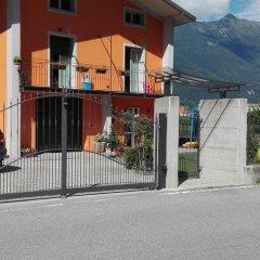 Отель Il Giardino Пьянтедо парковка