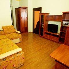 Гостевой Дом Юнона Семейный люкс с двуспальной кроватью фото 3