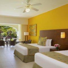 Отель Now Larimar Punta Cana - All Inclusive 4* Номер Делюкс с различными типами кроватей фото 6