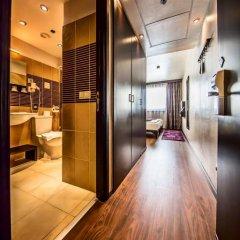 Boutique Hotel Budapest 4* Стандартный номер с двуспальной кроватью фото 23