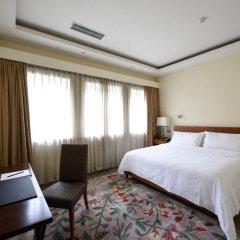 Tianjin Qingwangfu Boutique Hotel 4* Вилла с различными типами кроватей фото 6