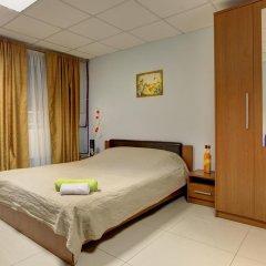 Мини-Отель Брусника Стандартный номер с двуспальной кроватью фото 2