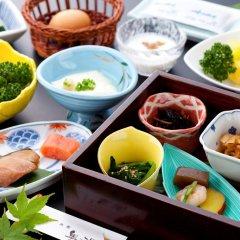 Отель Kurokawa Onsen Oku no Yu Минамиогуни питание