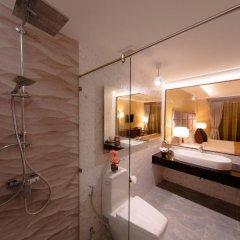 Отель Nora Beach Resort & Spa 4* Номер Делюкс с различными типами кроватей фото 12