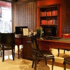 Отель Fitzpatrick Manhattan Hotel США, Нью-Йорк - отзывы, цены и фото номеров - забронировать отель Fitzpatrick Manhattan Hotel онлайн питание фото 2