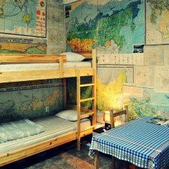10 Coins Hostel Кровать в общем номере с двухъярусной кроватью фото 3